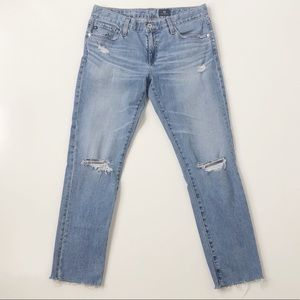 Adriano Goldschmied The Nolan Relaxed Ankle Jeans